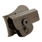 CYTAC CY-GAGF R-Defender Holster - Glock Airsoft (FDE)