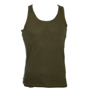 Camiseta verde tirantes XL