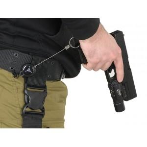 Cordón pistola retráctil 60cm multipropósito