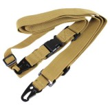 DRAGONPRO DP-SL003-003 Three Point Sling Tan