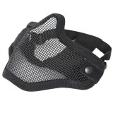 DRAGONPRO Stalker II Facemask BLACK