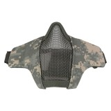 DRAGONPRO DP-FM-003-008 Tactical Foldable Facemask ACU