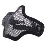 DRAGONPRO DP-FM004-002 Stalker II FAST Helmet Facemask Black