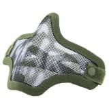 DRAGONPRO DP-FM005-001 Stalker II FAST Helmet Facemask Skull OD