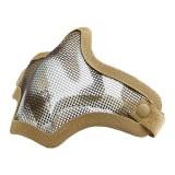 DRAGONPRO DP-FM004-032 Stalker II FAST Helmet Facemask 3-Color Desert