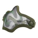 DRAGONPRO DP-FM004-007 Stalker II FAST Helmet Facemask Woodland