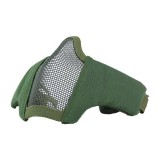 DRAGONPRO DP-FM006-001 FAST Helmet Tactical Foldable Facemask OD