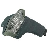 DRAGONPRO DP-FM006-016 FAST Helmet Tactical Foldable Facemask WG
