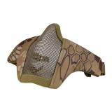 DRAGONPRO DP-FM006-022 FAST Helmet Tactical Foldable Facemask NO