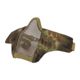 DRAGONPRO DP-FM006-012 FAST Helmet Tactical Foldable Facemask MA
