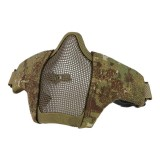 DRAGONPRO DP-FM006-025 FAST Helmet Tactical Foldable Facemask BadL