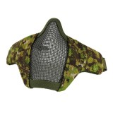 DRAGONPRO DP-FM006-026 FAST Helmet Tactical Foldable Facemask GreenZ