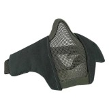 DRAGONPRO DP-FM-003-016 Tactical Foldable Facemask Wolf Grey