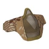DRAGONPRO DP-FM-003-022 Tactical Foldable Facemask Nomad