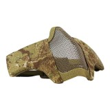 DRAGONPRO DP-FM-003-025 Tactical Foldable Facemask Badlands