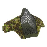 DRAGONPRO DP-FM-003-026 Tactical Foldable Facemask Greenzone