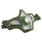 DRAGONPRO Stalker II Facemask Woodland