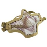 DRAGONPRO Stalker II Facemask 3-Color Desert