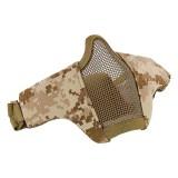 DRAGONPRO DP-FM-003-023 Tactical Foldable Facemask AOR1