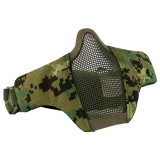 DRAGONPRO DP-FM-003-024 Tactical Foldable Facemask AOR2