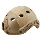 DRAGONPRO DP-HL002-003 FAST Helmet PJ Type Premium Tan