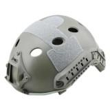 DRAGONPRO DP-HL002-016 FAST Helmet PJ Type Premium Wolf Grey