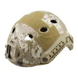 DRAGONPRO DP-HL002-014 FAST Helmet PJ Type Premium Desert Digital