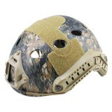 DRAGONPRO DP-HL002-009 FAST Helmet PJ Type Premium Woodland Digital