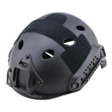 DRAGONPRO DP-HL003-002 FAST Helmet PJ Type Black