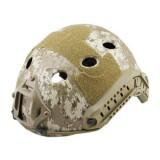 DRAGONPRO DP-HL003-014 FAST Helmet PJ Type Desert Digital