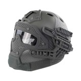 DRAGONPRO DP-HL004-016 Tactical G4 Protection Helmet Wolf Grey