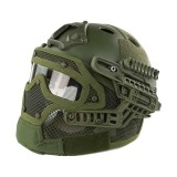 DRAGONPRO DP-HL004-001 Tactical G4 Protection Helmet Olive Drab