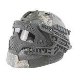 DRAGONPRO DP-HL004-008 Tactical G4 Protection Helmet ACU