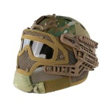 DRAGONPRO DP-HL004-006 Tactical G4 Protection Helmet MC