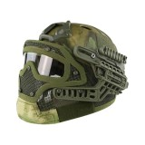 DRAGONPRO DP-HL004-011 Tactical G4 Protection Helmet AT FG