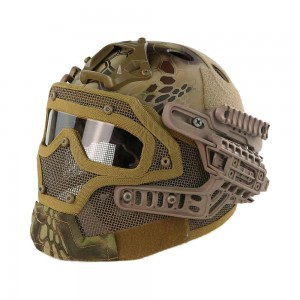 DRAGONPRO DP-HL004-018 Tactical G4 Protection Helmet HI