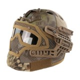 DRAGONPRO DP-HL004-012 Tactical G4 Protection Helmet MA