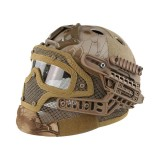 DRAGONPRO DP-HL004-022 Tactical G4 Protection Helmet NO