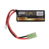 DRAGONPRO DP-L7-023 7.4V 1000mAh 25C LiPO 70x26x13mm
