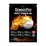 DRAGONPRO DP-6N-020 Competition Grade BB 0.20g 1KG (ULTRA White)