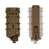 DRAGONPRO DP-PP001-003 45 ACP Polymer Mag Pouch (Molle) Tan