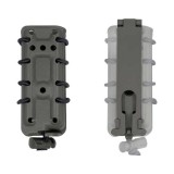 DRAGONPRO DP-PP003-016 9mm Polymer Mag Pouch (Molle) Wolf Grey