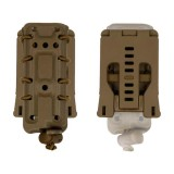 DRAGONPRO DP-PP004-003 9mm Polymer Mag Pouch (Belt) Tan