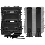 DRAGONPRO DP-PP007-002 7.62 Polymer Mag Pouch (Molle) Black