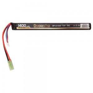 DRAGONPRO DP-L11-022 11.1V 1400mAh 25C LiPO 190x17x12mm