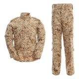 DRAGONPRO AU001 ACU Uniform Set Desert Digital L