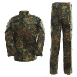 DRAGONPRO AU001 ACU Uniform Set Flecktarn XXL