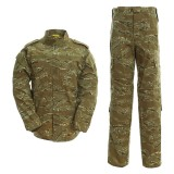 DRAGONPRO AU001 ACU Uniform Set Desert Tiger Stripe XL