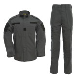 DRAGONPRO AU001 ACU Uniform Set Grey S