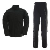 DRAGONPRO AU001 ACU Uniform Set Black XXL